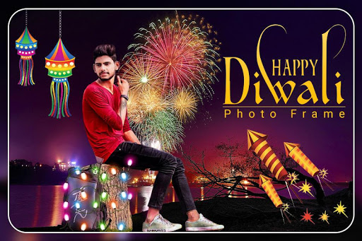Diwali Photo Editor 2019