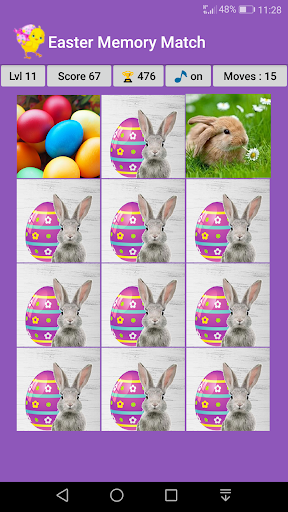 Easter Memory Match hack tool