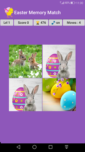 Easter Memory Match cheat hacks